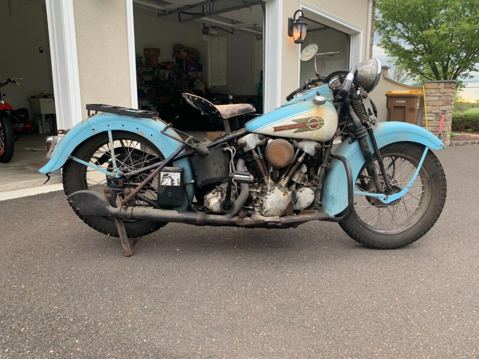 1939 Harley Davidson Other 1939 Harley Davidson Knucklehead El