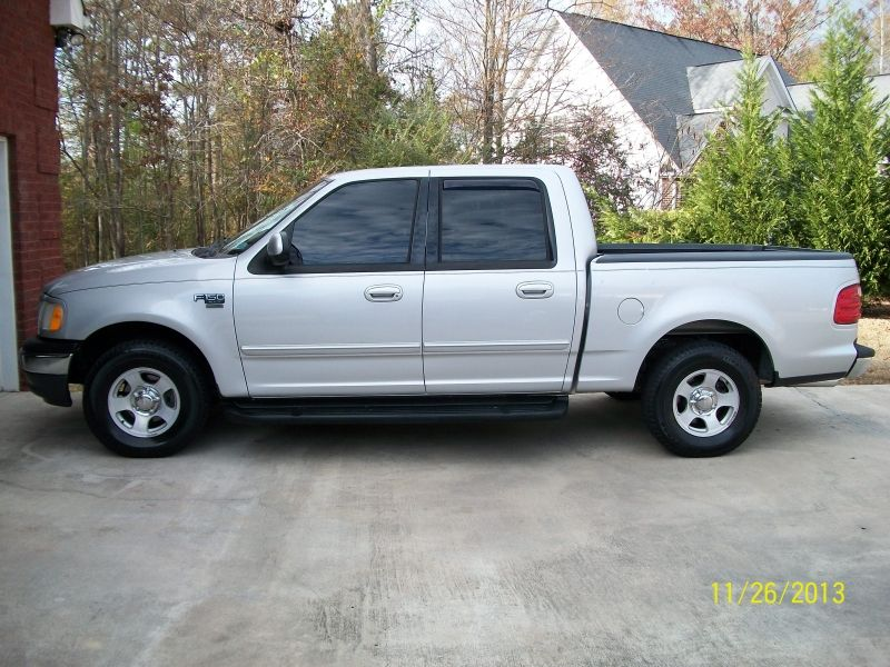 2001 Ford F 150 Supercrew Cab >> Used 2001 Ford F 150 Super Crew Cab Vehicles Automobile Ford