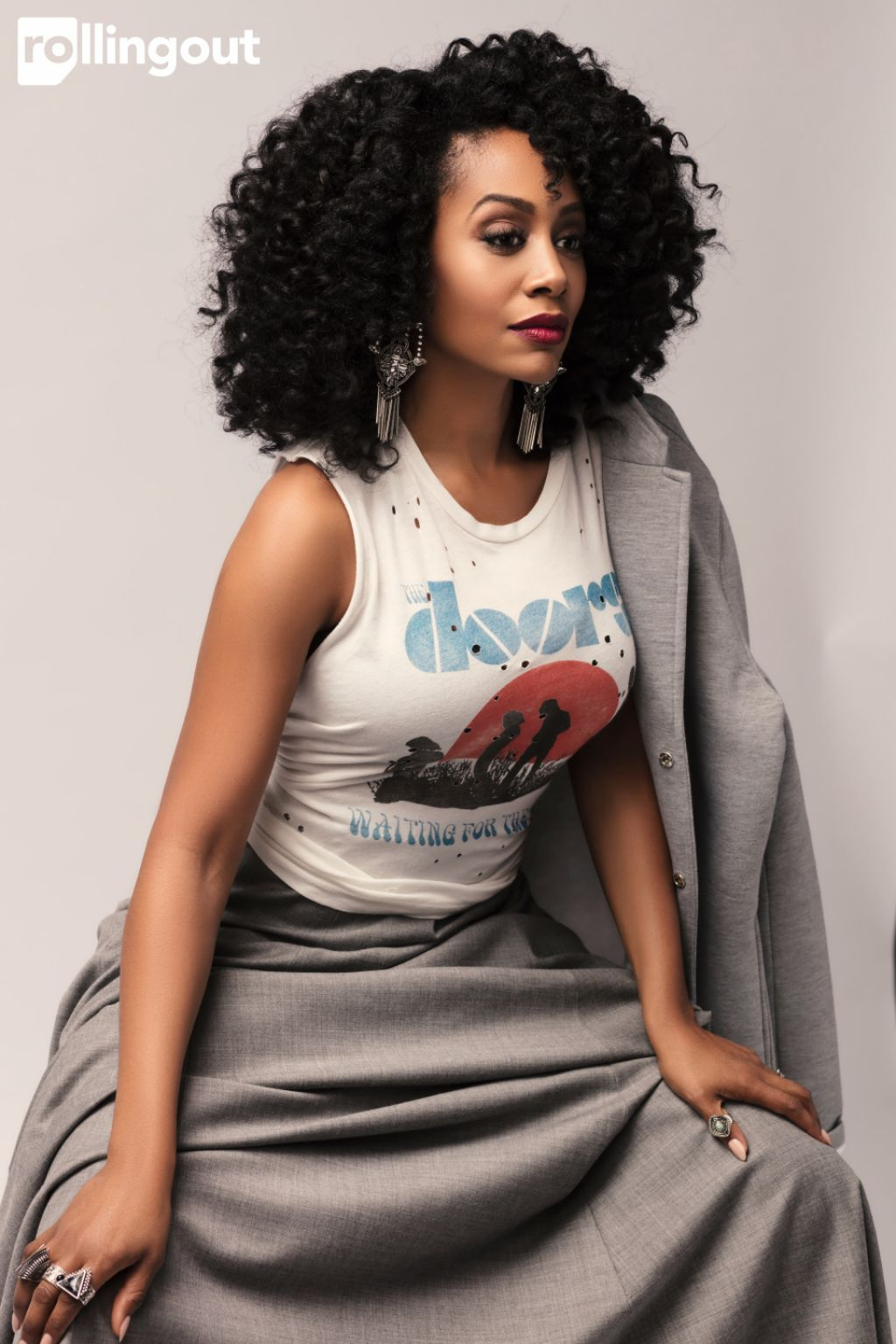 Simone Missick Sexy And Beautiful Ladies Pinterest