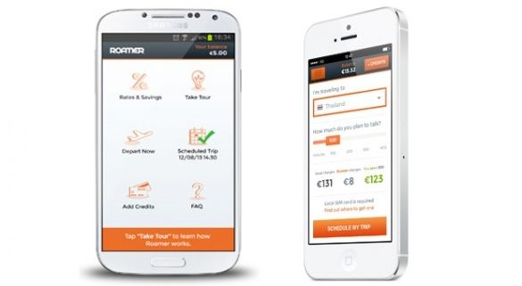 Roamer's app-based call forwarding helps you save cash abroad (video)Mobile