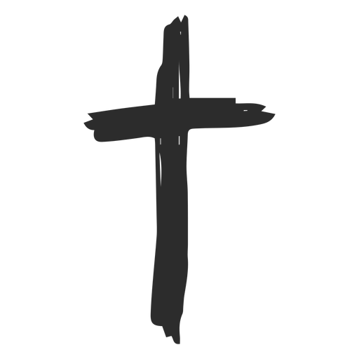 Christian Cross Doodle Transparent Png Christian Cross Church Graphic Design Church Icon