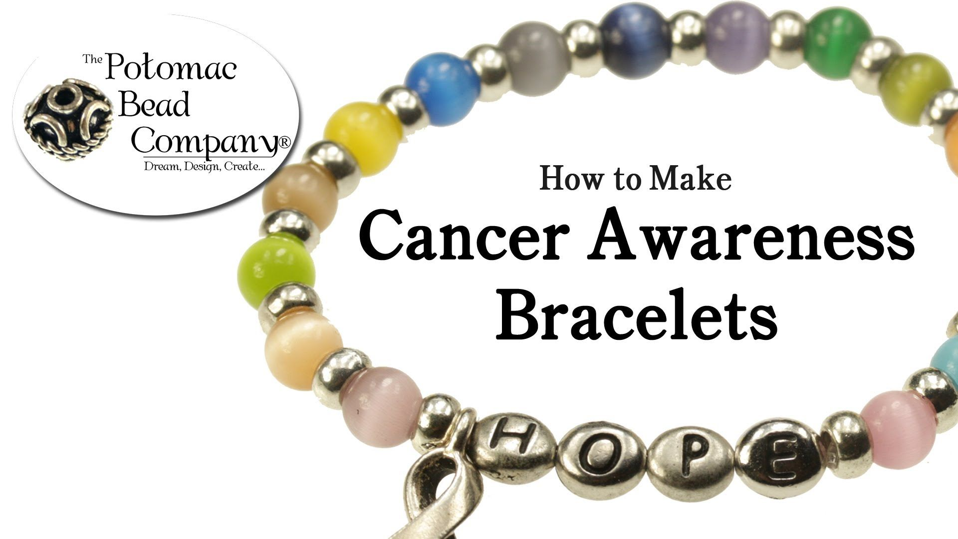 creations cancer bracelet s pin valerie awareness breast support jewelry
