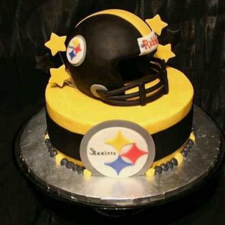 steelers birthday cake this cake steelers fans pittsburgh steelers 7699