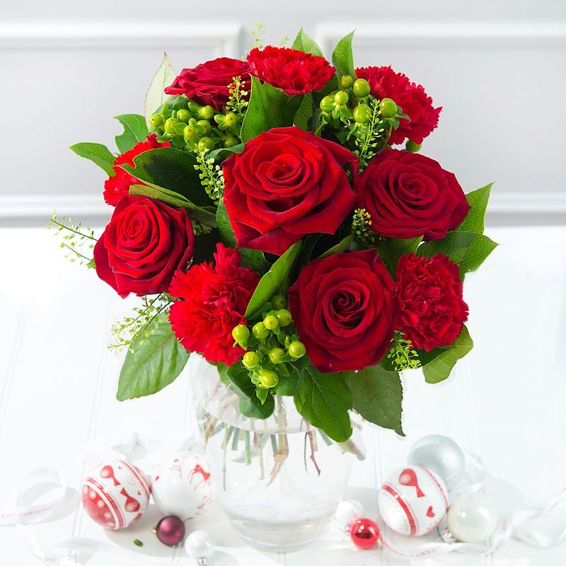 Page Not Found Christmas Flowers Winter Rose Happy Birthday Wishes Cards