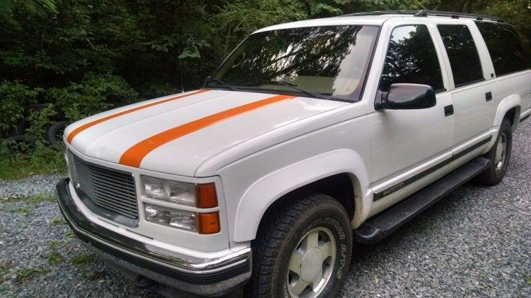 1995 GMC K1500 Suburban for sale SOLD Suburban, Gmc, Jeep