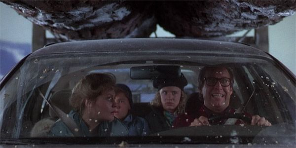 michael ball wife's name in christmas vacation