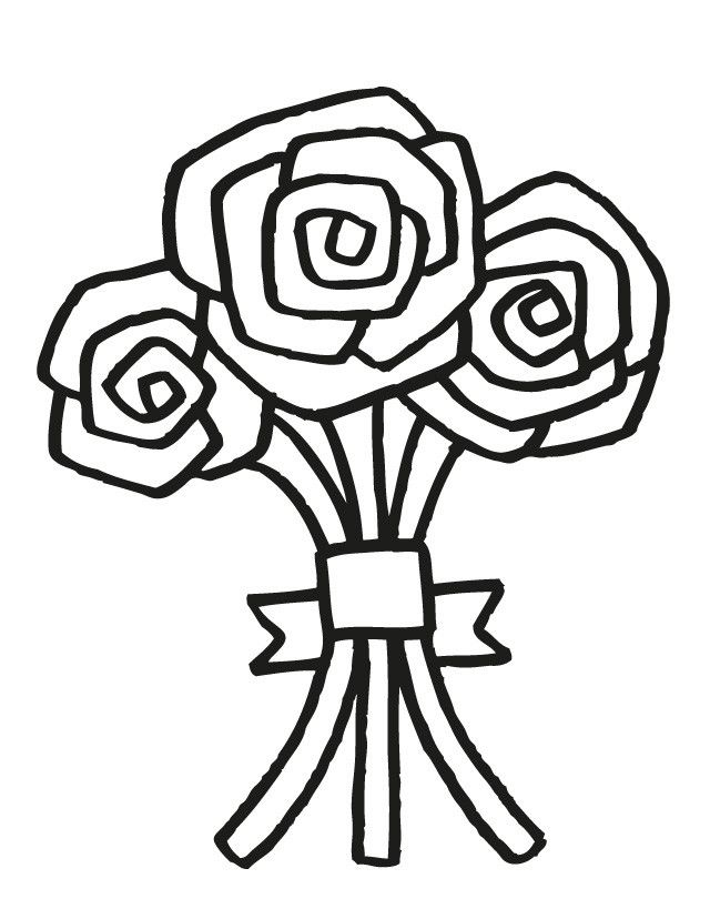 17 Wedding Coloring Pages For Kids Who Love To Dream About Their Day