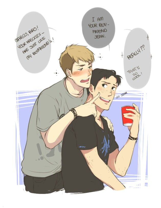 This is one of my favorite jeanMarco posts. I love it sooooo much