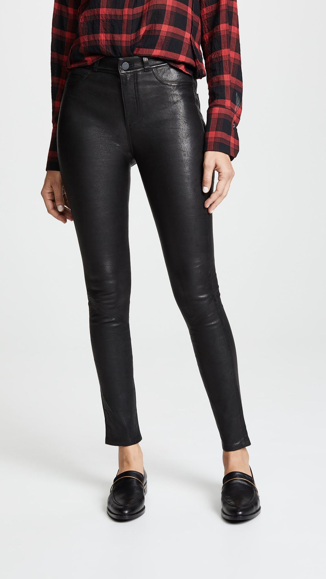 e41bfa1baaa97e Hoxton Stretch Leather Pants in 2019 | The Best Skinny Pants To Buy ...