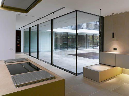Sky Frame Fenster sky frame haus m achitecture haus