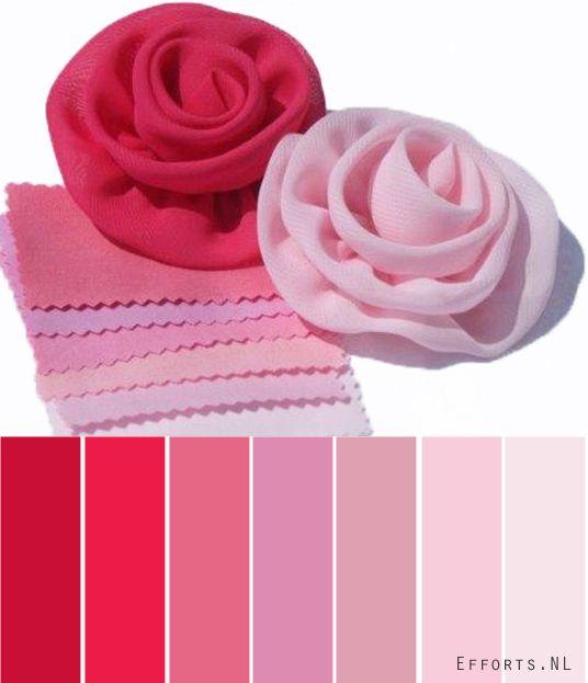 KLEUR! Pink colors