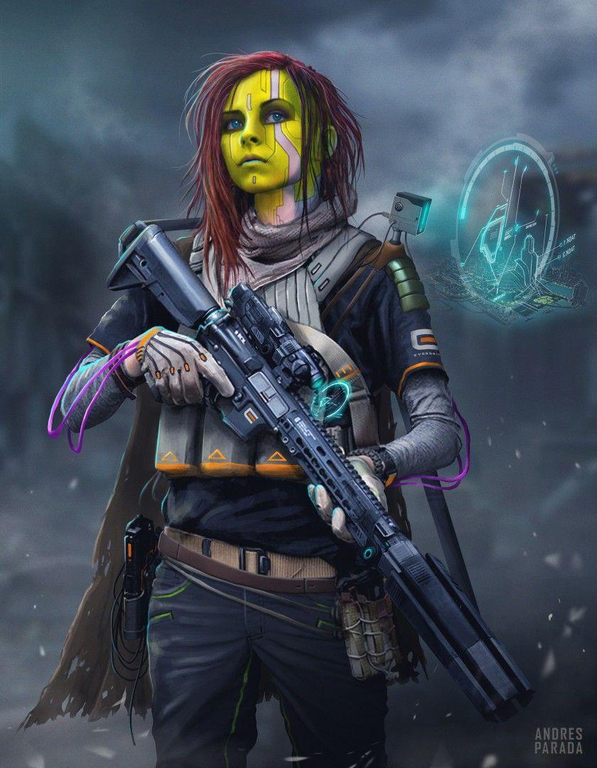 Female Ranger Soldier #RPG #StarWars   Universe: Star Wars ...
