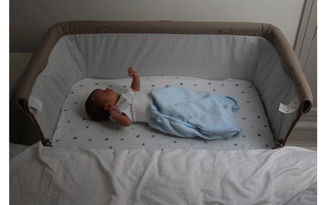 Award winning and safe co sleeping bedside cots and bedside