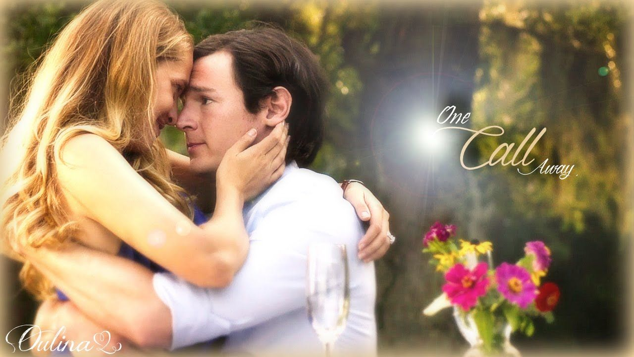 Travis and Gabby ღ The Choice ღ Nicholas Sparks ღ One Call Away ~ You Bother Me Too ~ - YouTube
