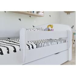 Photo of Functional bed Rodrigue with mattress and drawerWayfair.de