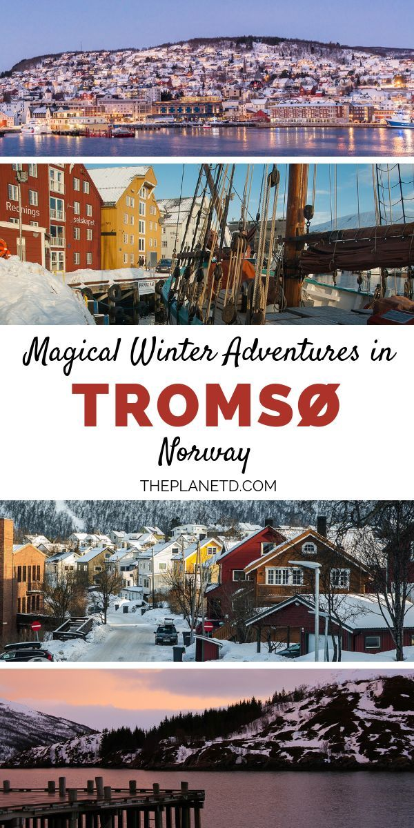 Photo of 8 Amazing Winter Adventure Activities in Tromso, Norway – #Activities #Adventure…