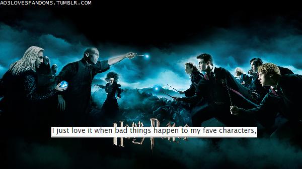 Fandoms vs Ao3 Tags | ao3 | Harry potter background, Harry