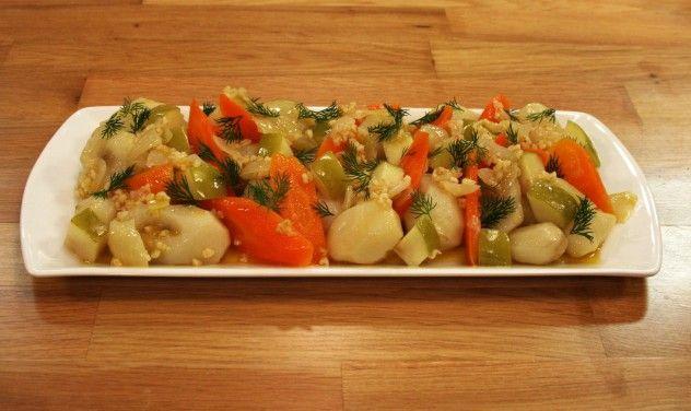 Bulgurlu Ve Greyfurtlu Yerelmasi Yemek Tarifleri Yemek Meze