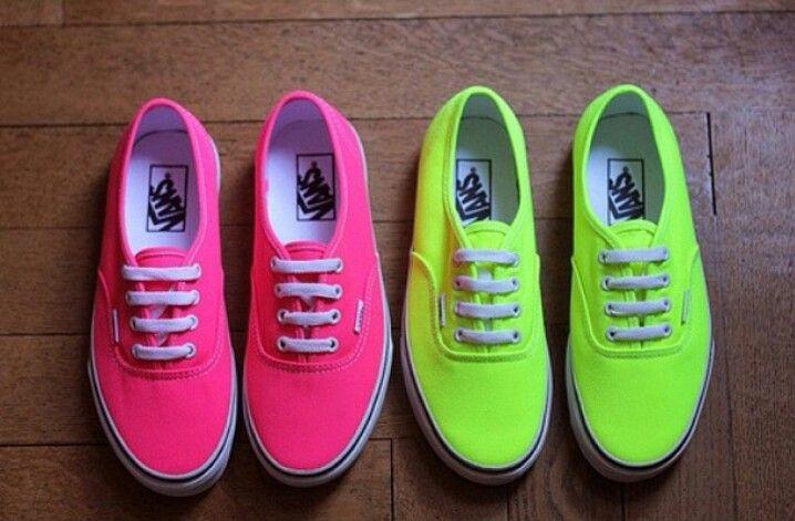 Pixel ShoesVans CastonFootwear Shoes Neon Lexi XwPuTZiOk