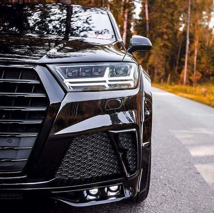 The Audi SQ7 . . . audi audiq7 audisq7 audisq7quattro
