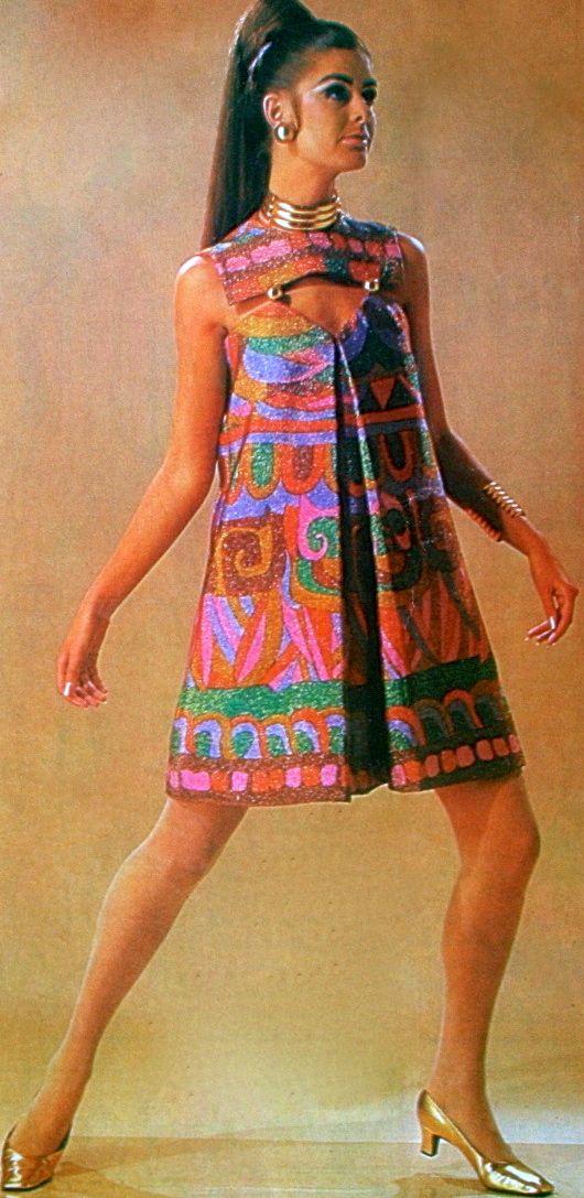 CHRISTIAN DIOR - NRC Couture (Dutch) March 1967