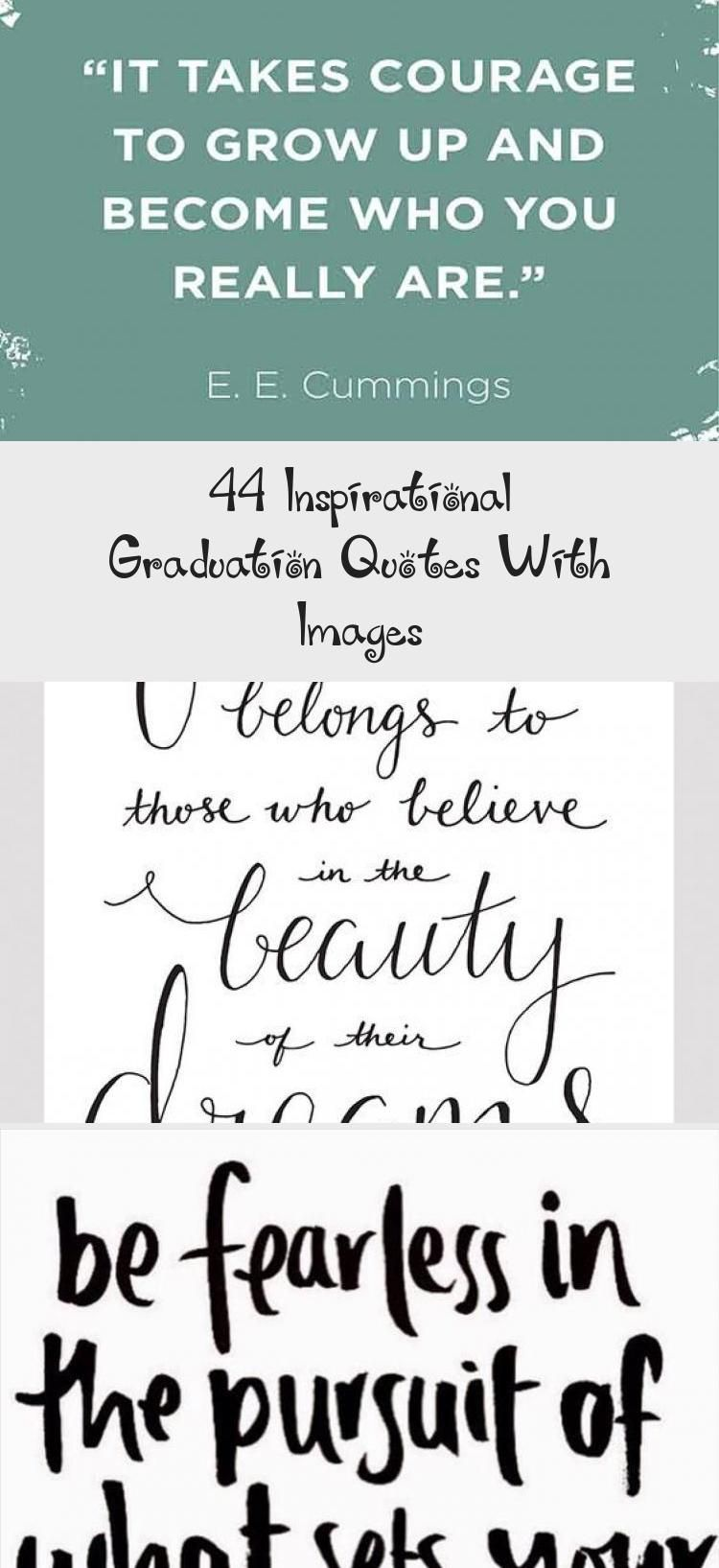44 Inspirational Graduation Quotes With Images Powerful