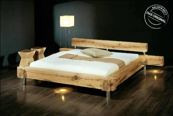 holz bett design Google Search Designer bett, Bett