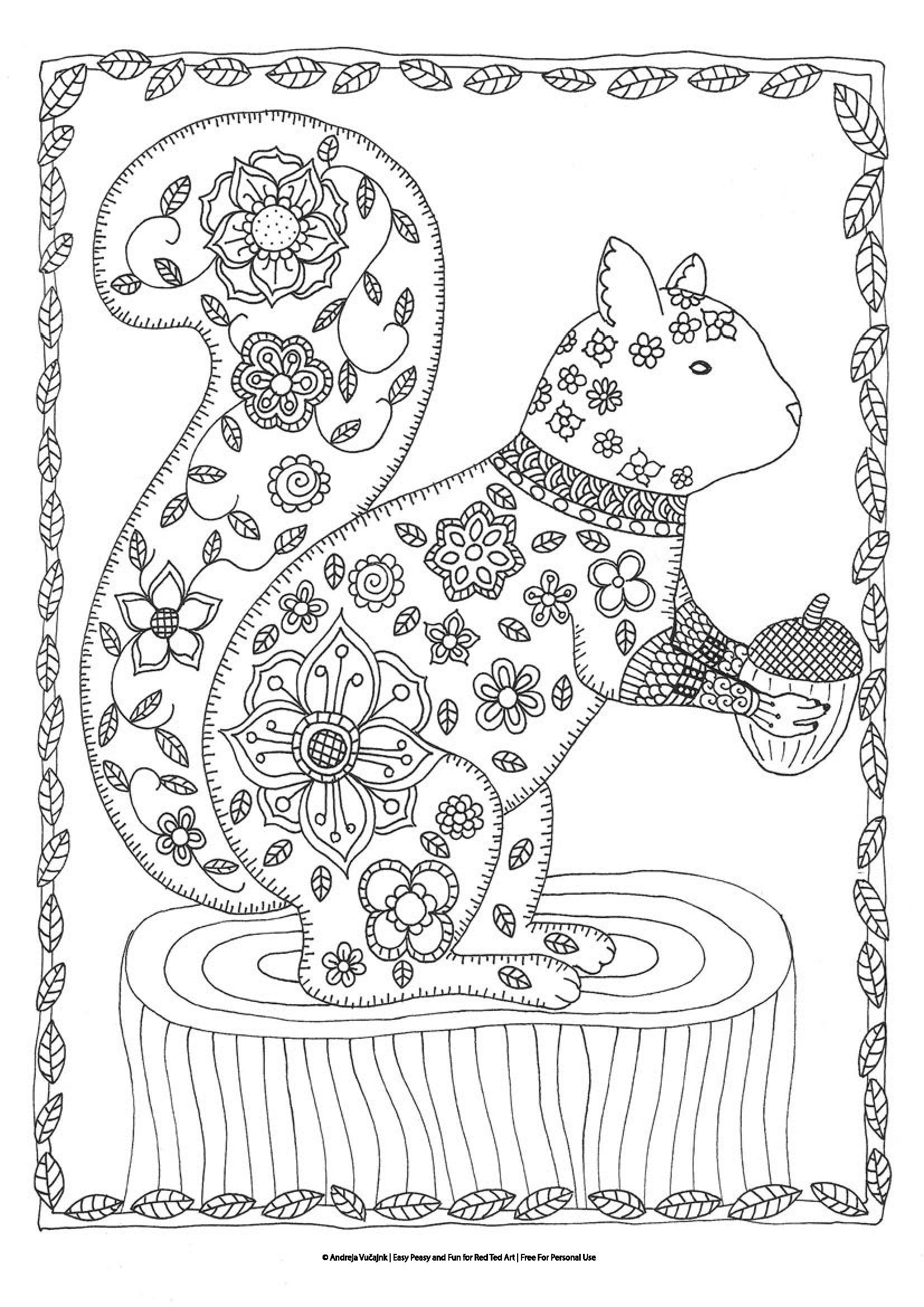 Pin by Kristi Magers on Coloring Pages (Mice & Rodents