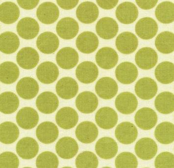 Amy Butler Full Moon Polka Dot fabric by rubyandwillow on Etsy, $12.00