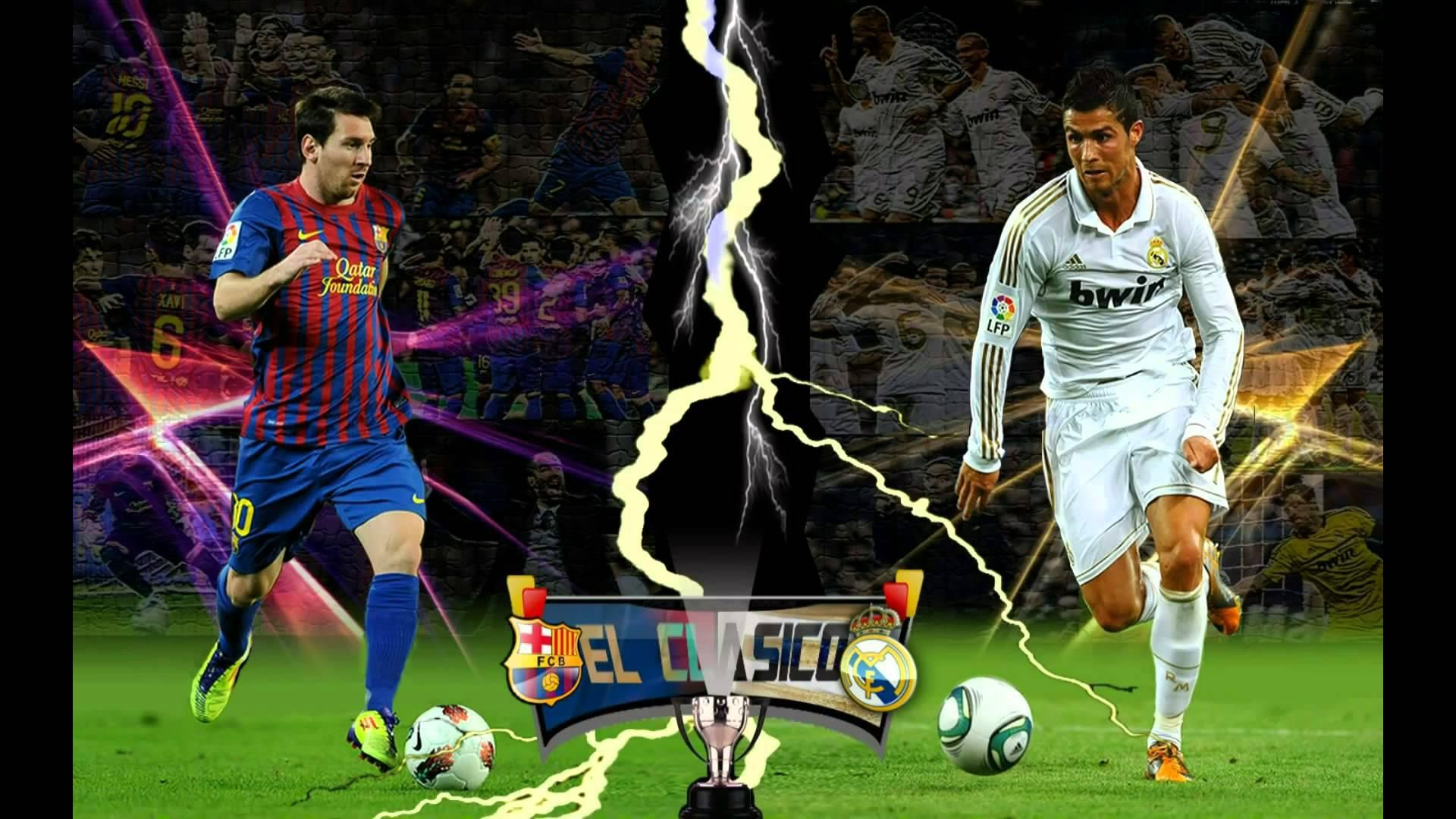 Cristiano Ronaldo Vs Lionel Messi 2015 Wallpapers - Wallpaper Cave