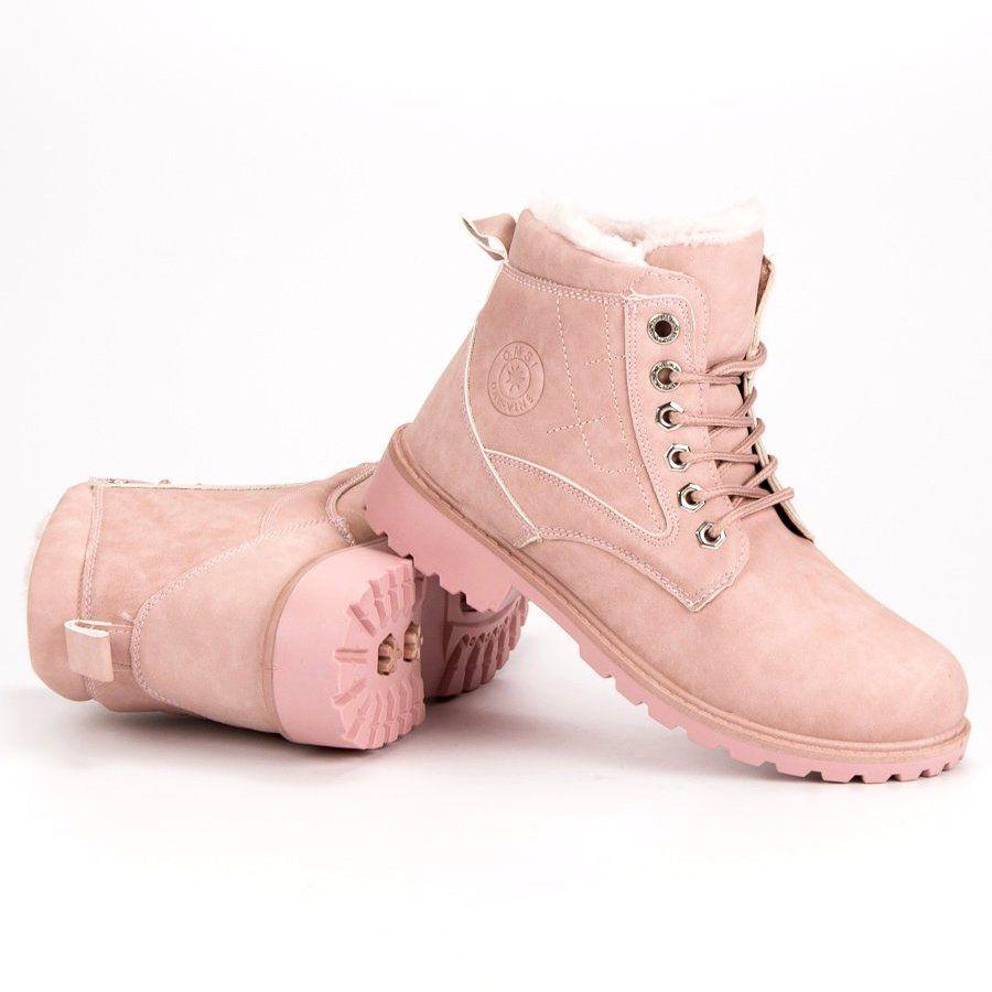 sprzedawane na całym świecie Hurt zniżka Klasyczne różowe trapery | ▣℘!N-K it ❀ in 2019 ...