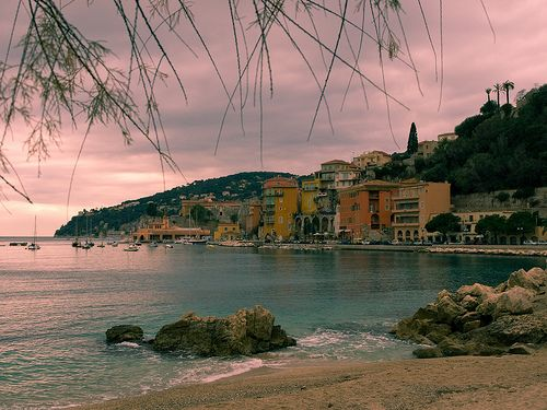 An even better picture of Villefranche!