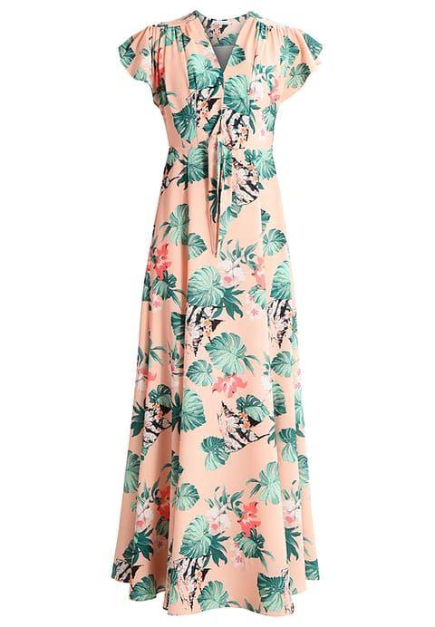 Bestill  mint&berry Fotsid kjole - soft pink for kr 749,00 (27.03.17) med gratis frakt på Zalando.no