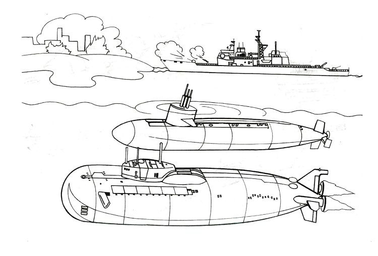 Warship Coloring Pages Submarine Coloring Pages Coloring Pages For Kids Lego Coloring Pages