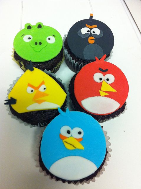 Angry Birds..my boys would die for these!
