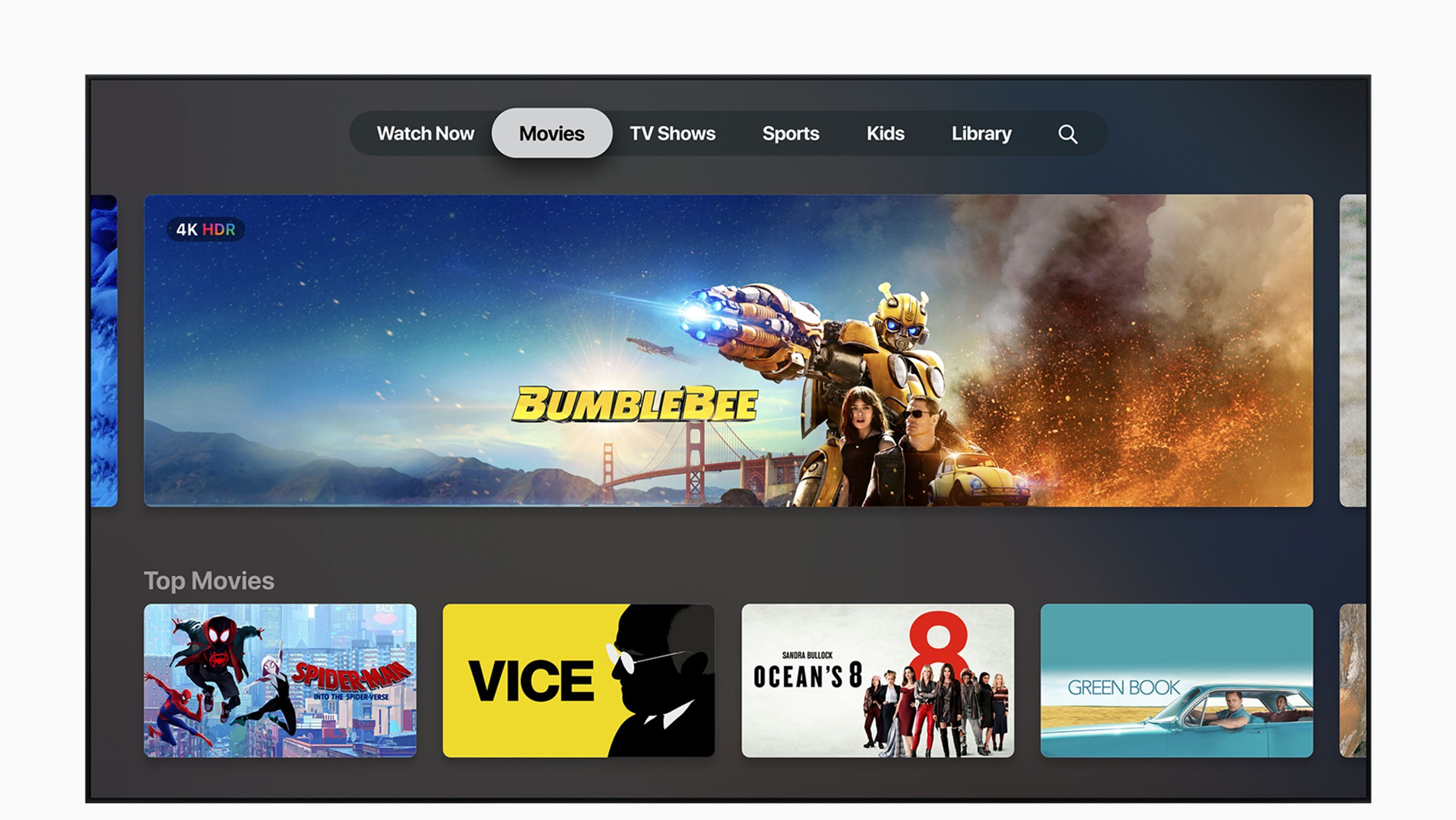 Apple launches Apple TV app with HBO subscription channel