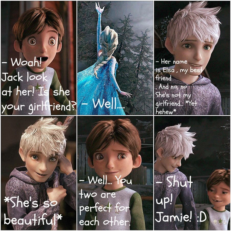 No, Jamie, don't listen to Jack. They are perfect!