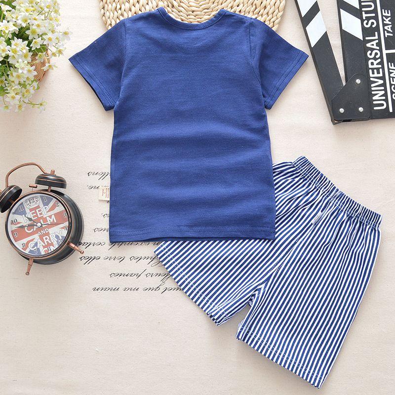 0160500b47fd Baby Boy Clothes Summer 2016 New Baby Boy Girl Clothing Set Cotton ...