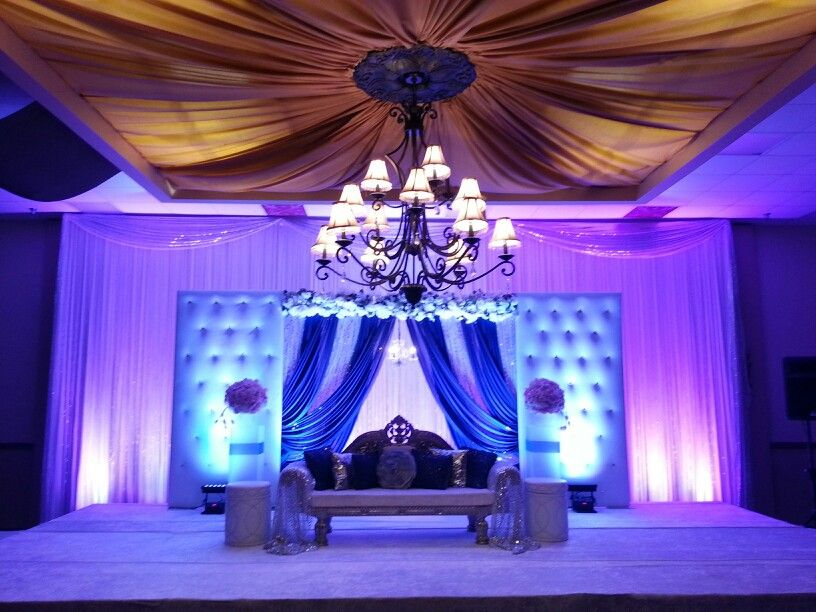 Weddings by Farah #weddingsbyfarah #wbf #indianwedding #mandap #contemporary