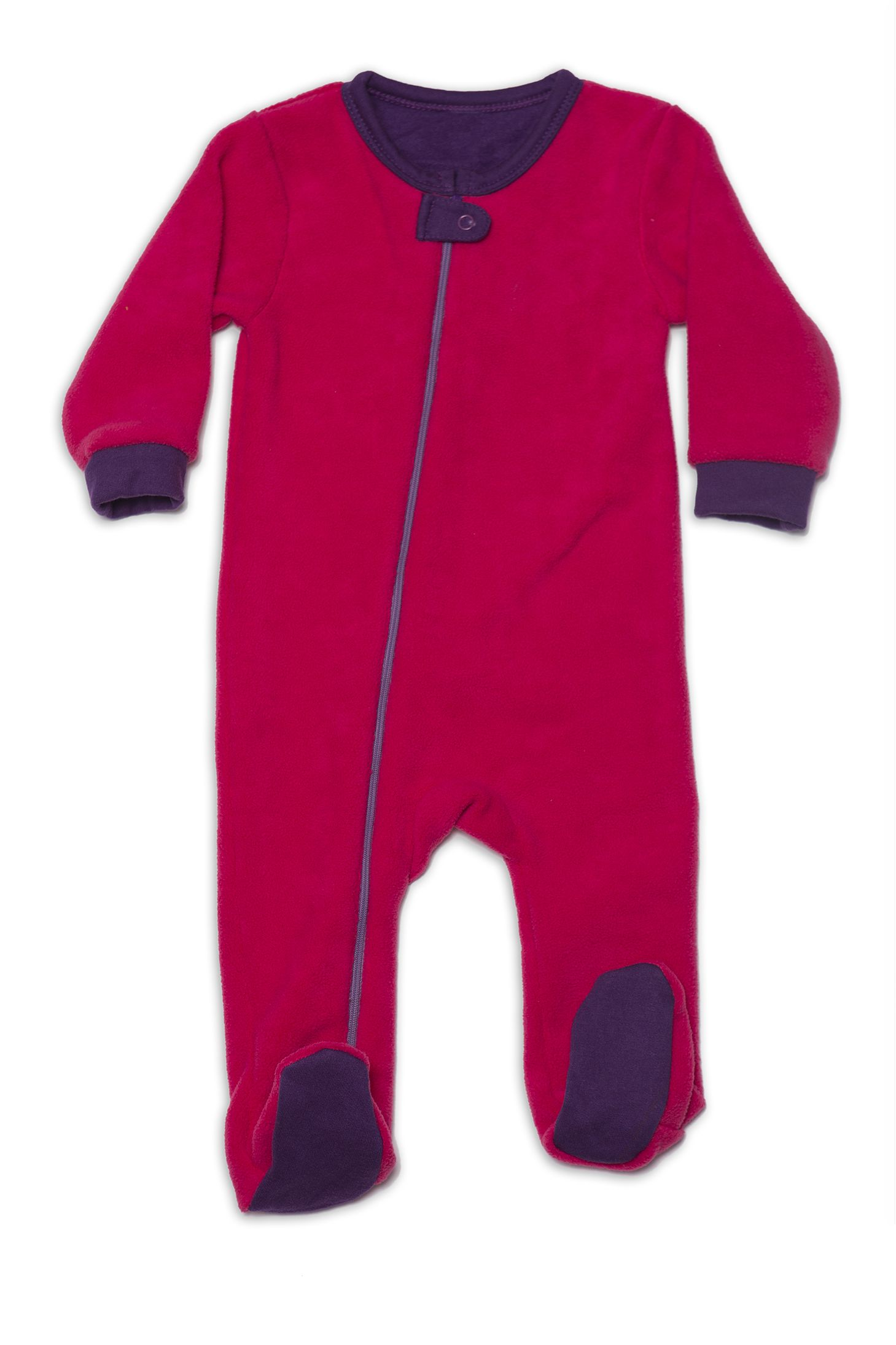 Nino Bambino's Super Soft, Anti Pill, Micro Polar Fleece Body is 100% Polyester Full Sleeve Romper. This product is best suitable for little babies and kids who can be covered in cold weather, keeping them comfortable and warm. - See more at: http://www.ninobambino.in/Romper/Side-Zipper-Romper-id-801535.html#sthash.yMZ30J8k.dpuf