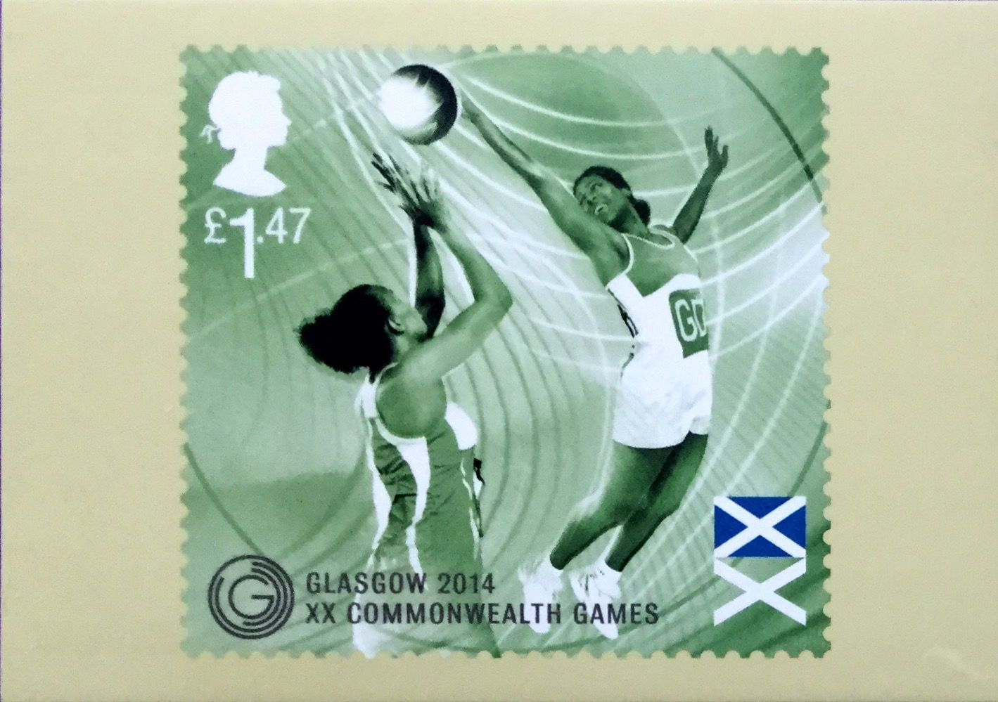 391(5). Issued 17 July 2014 Commonwealth Games Glasgow