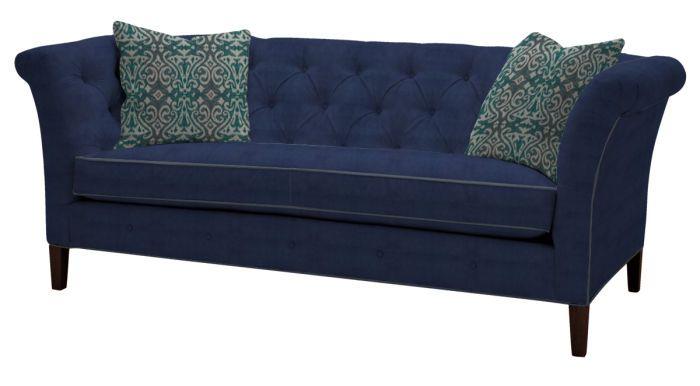 Norwalk Furniture BRIDGEPORT Sofa (98370) in Bella ...