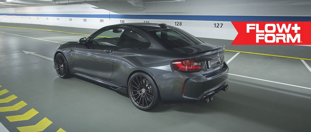 HRE Wheels | BMW M2 on FlowForm FF01 and FF15 Wheels! - Another Must See!