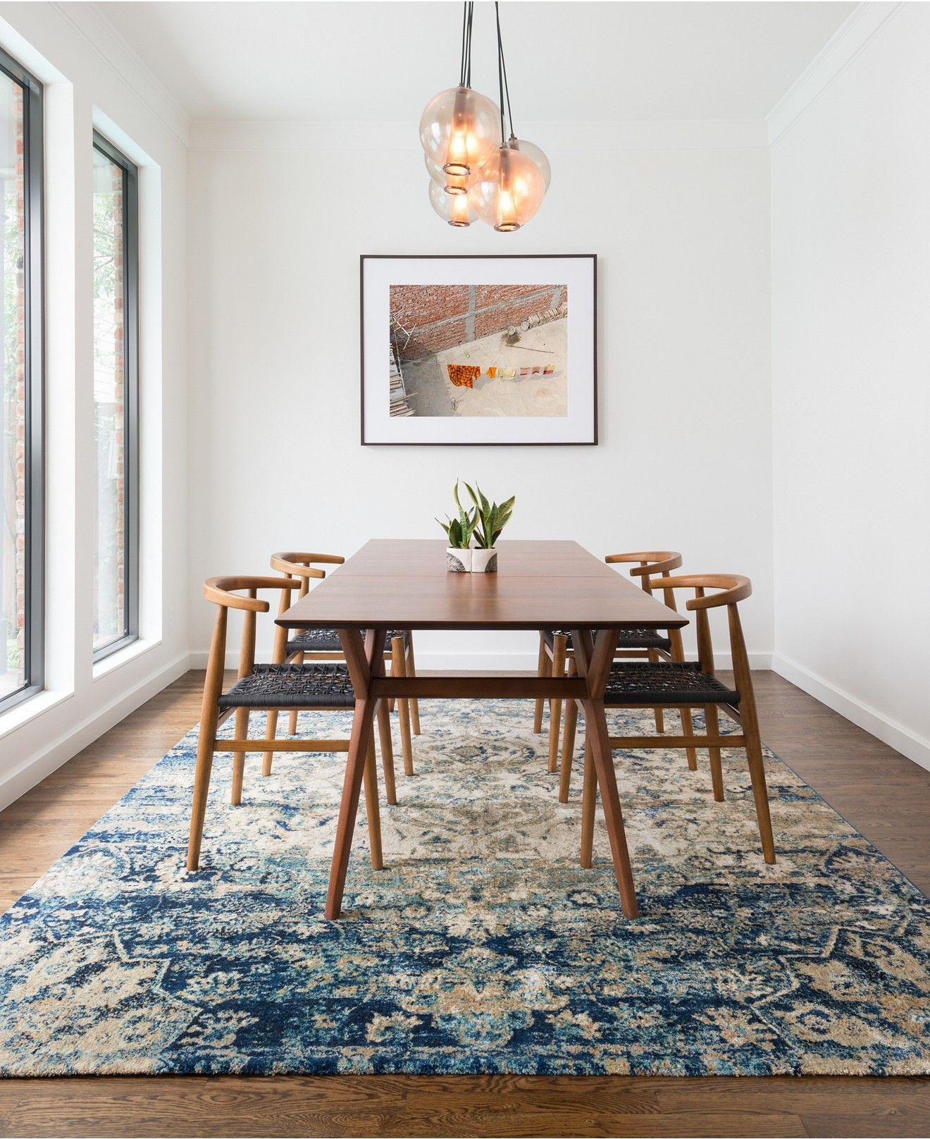 Andreas Af 06 2 7 X 10 Runner Rug Dining Room Inspiration