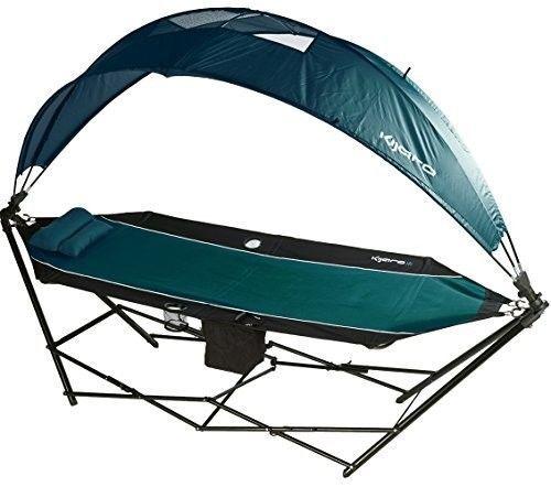 Sun Shade Hammock Portable Camping Cot Beach Tent Pop Up Canopy Outdoor  Travel - Sun Shade Hammock Portable Camping Cot Beach Tent Pop Up Canopy