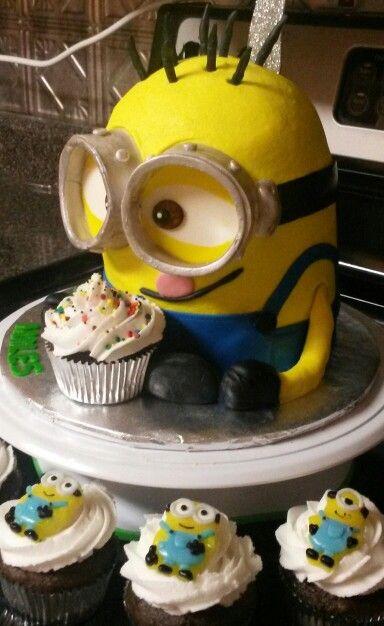 My Minion Cake