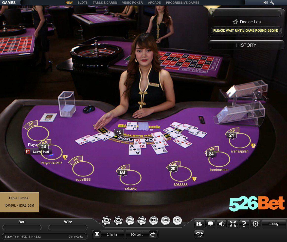 Panduan Bermain Casino Online Cara Bermain Blackjack di
