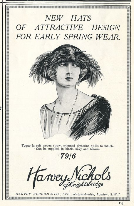 1920s Ad | Walk into the Past | 1920s ads, Vintage ads