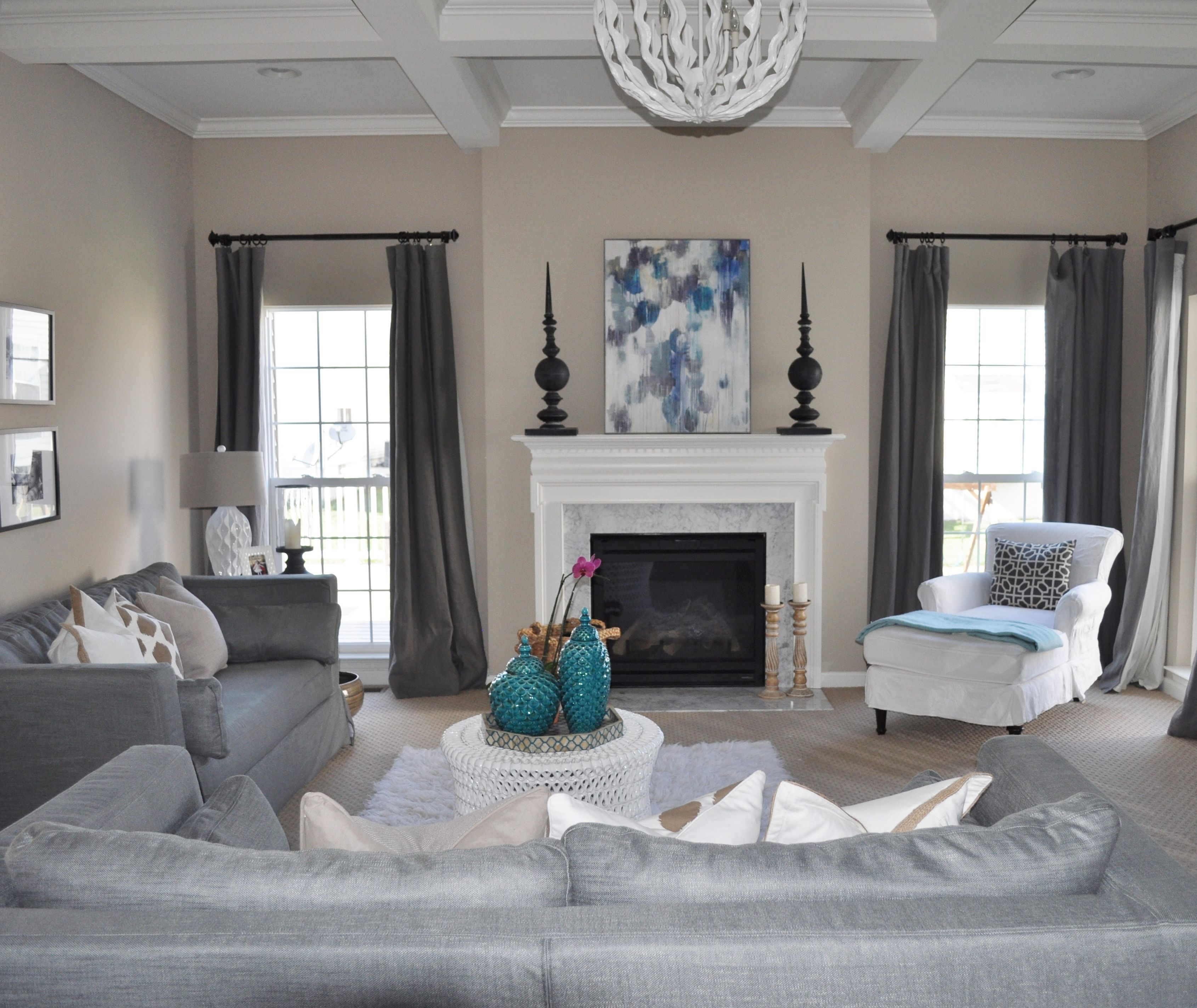 Luxury Family Rooms: Design By JWS Interiors /Affordable Luxury Blog Www.jws