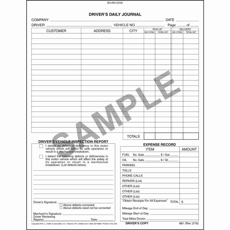 Daily Vehicle Inspection Form Beautiful Dot Daily Vehicle Inspection Form Vehicle Inspection Business Template Inspect